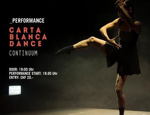 Continuum # Carta Blanca Dance